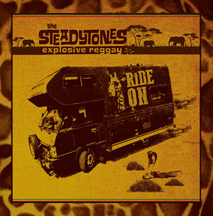 The Steadytones Ride On front